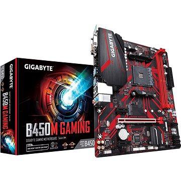 GIGABYTE B450M GAMING - Základní deska