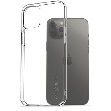 AlzaGuard Crystal Clear TPU Case pro iPhone 12 Pro Max - Kryt na mobil