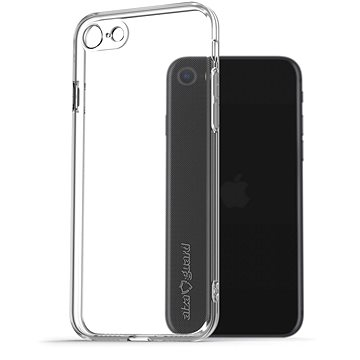 AlzaGuard Crystal Clear TPU Case pro iPhone 7 / 8 / SE 2020 - Kryt na mobil