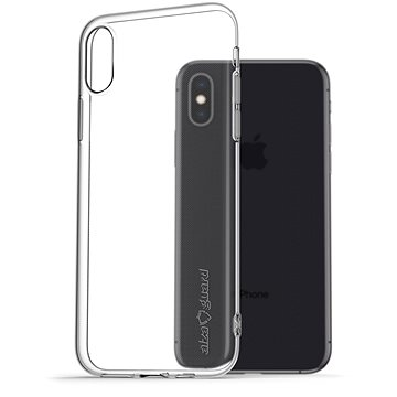 AlzaGuard Crystal Clear TPU Case pro iPhone X / Xs - Kryt na mobil