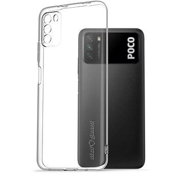 AlzaGuard Crystal Clear TPU Case pro Xiaomi POCO M3 - Kryt na mobil