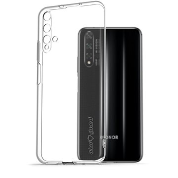 AlzaGuard Crystal Clear TPU Case pro Honor 20 / Huawei Nova 5T - Kryt na mobil
