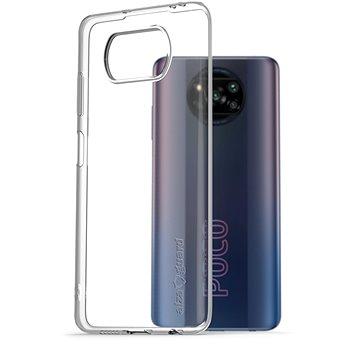 AlzaGuard Crystal Clear TPU Case pro POCO X3 Pro - Kryt na mobil