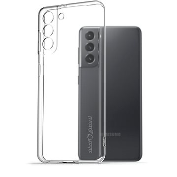 AlzaGuard Crystal Clear TPU Case pro Samsung Galaxy S21 5G - Kryt na mobil
