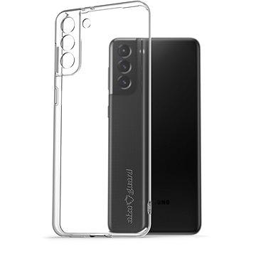 AlzaGuard Crystal Clear TPU Case pro Samsung Galaxy S21+ 5G - Kryt na mobil