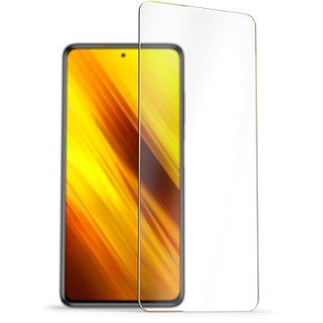 AlzaGuard 2.5D Case Friendly Glass Protector pro Xiaomi POCO X3 / POCO X3 Pro - Ochranné sklo