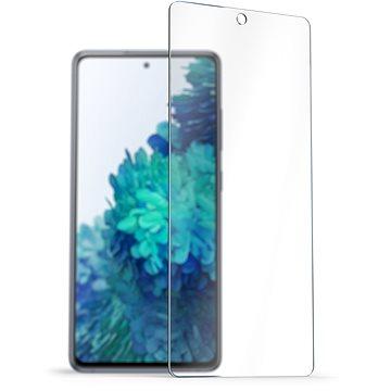 AlzaGuard 2.5D Case Friendly Glass Protector pro Samsung Galaxy S20 FE - Ochranné sklo