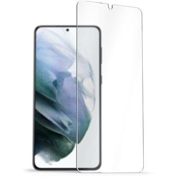 AlzaGuard 2.5D Case Friendly Glass Protector pro Samsung Galaxy S21+ 5G - Ochranné sklo