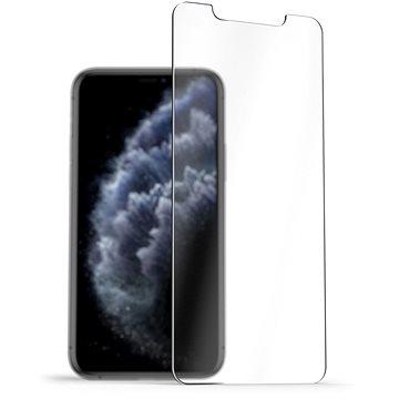 AlzaGuard 2.5D Case Friendly Glass Protector pro iPhone 11 Pro / X / XS - Ochranné sklo