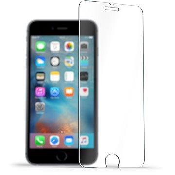AlzaGuard 2.5D Case Friendly Glass Protector pro iPhone 6 / 6S - Ochranné sklo