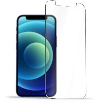 AlzaGuard 2.5D Case Friendly Glass Protector pro iPhone 12 mini - Ochranné sklo