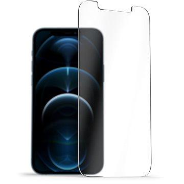 AlzaGuard 2.5D Case Friendly Glass Protector pro iPhone 12 / 12 Pro - Ochranné sklo
