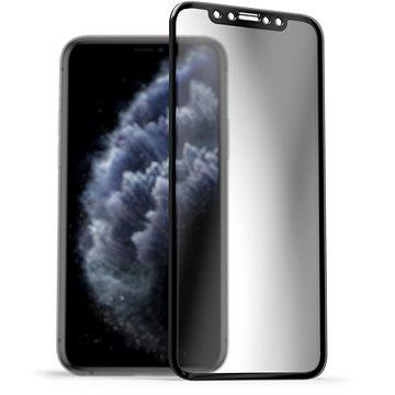 AlzaGuard 3D Elite Privacy Glass Protector pro iPhone 11 Pro / X / XS - Ochranné sklo