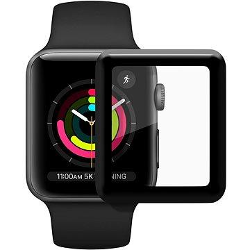 AlzaGuard FlexGlass pro Apple Watch 38mm - Ochranné sklo