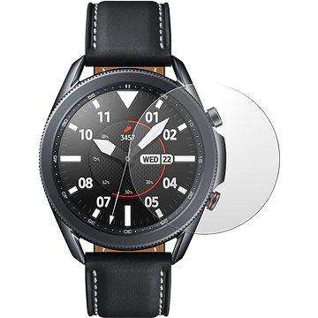AlzaGuard FlexGlass pro Samsung Galaxy Watch 3 45mm - Ochranné sklo