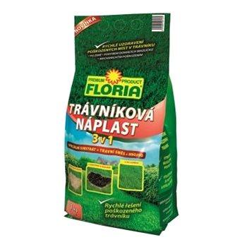 FLORIA Trávníková náplast 3v1, 1 kg - Náplast