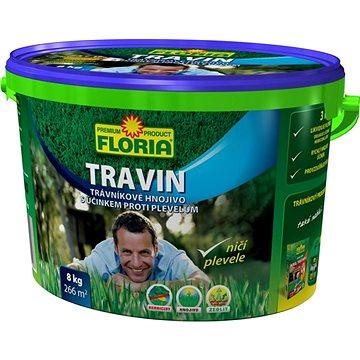 FLORIA Travin 8 kg kbelík - Trávníkové hnojivo