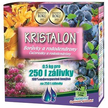 KRISTALON Borůvky a rododendrony 0,5 kg - hnojivo