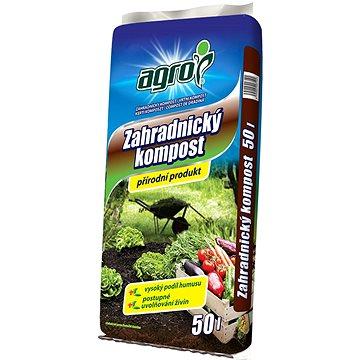 AGRO Zahradnický kompost 50 l  - Substrát