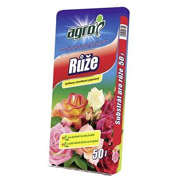 AGRO Substrát pro růže 50 l - Substrát