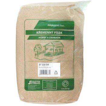 AGRO Písek pro dům a zahradu 0,3-0,8mm 25kg - Písek