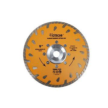 Hoteche Diamantový řezný kotouč 230 mm, TURBO - HT570334 - Diamantový kotouč