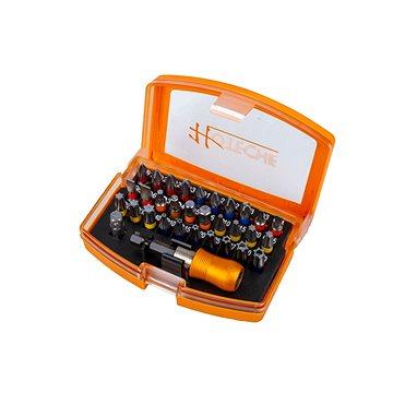 "Hoteche Sada bitů s adaptérem 1/4"", 32 ks - HT251032 - Sada bitů"