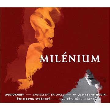 Původní trilogie Milénium za výhodnou cenu