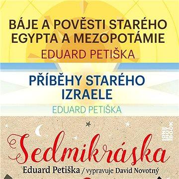 Balíček audioknih Eduarda Petišky za výhodnou cenu