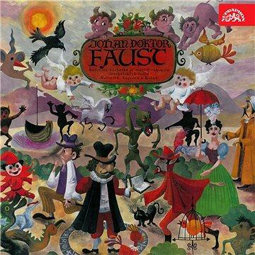 Johan doktor Faust - Audiokniha MP3