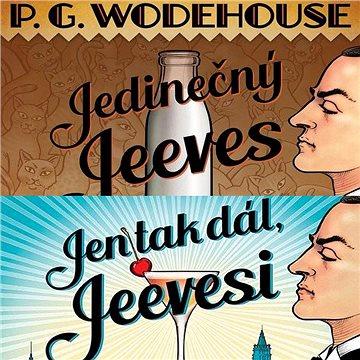 Humorná série audioknih Jeeves za výhodnou cenu - Audiokniha MP3