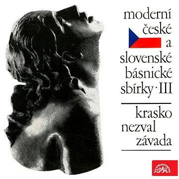 Moderní české a slovenské básnické sbírky III.