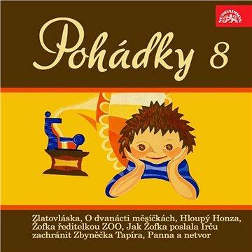 Pohádky 8 - Audiokniha MP3