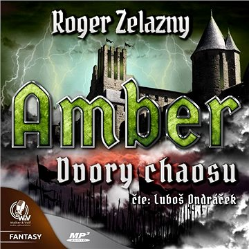 Amber 5 – Dvory Chaosu - Audiokniha MP3
