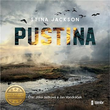 Pustina - Audiokniha MP3