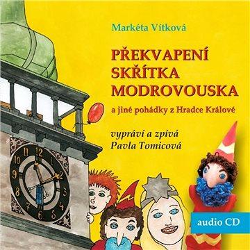Překvapení skřítka Modrovouska - Audiokniha MP3