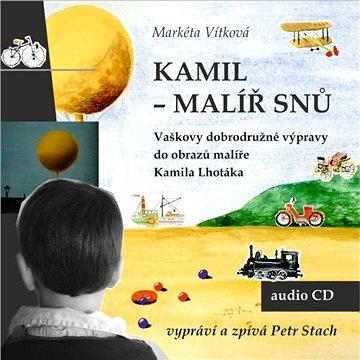 Kamil - malíř snů - Audiokniha MP3