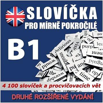 Angličtina - slovíčka B1 - Audiokniha MP3
