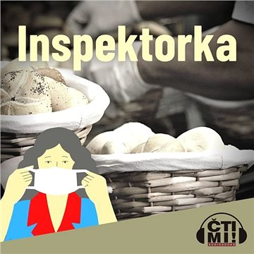 Inspektorka - Audiokniha MP3