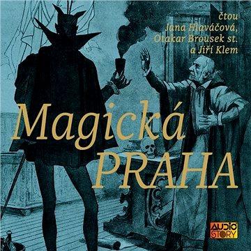 Magická Praha - Audiokniha MP3