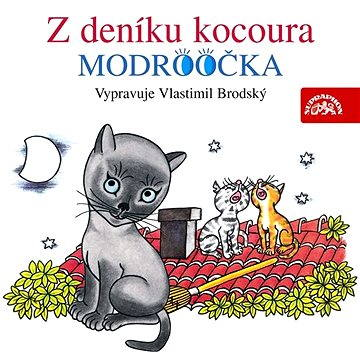From the diary of a cat Modroočko