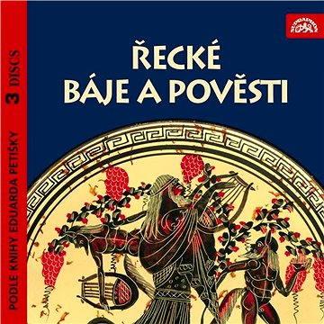 Řecké báje a pověsti I.-III.