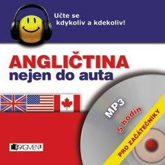 Angličtina nejen do auta – pro začátečníky