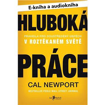Balíček e-kniha a audiokniha Hluboká práce za výhodnou cenu