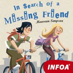 In Search of a Missing Friend - Audiokniha MP3