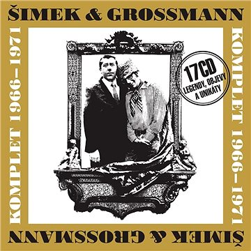 Šimek & Grossmann. Komplet 1966 - 1971