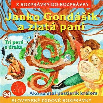 Janko Gondášik a zlatá pani