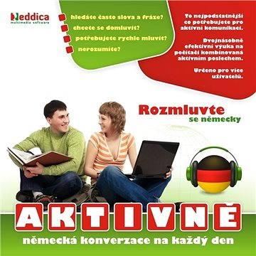 Aktivně – Němčina na každý den - Audiokniha MP3