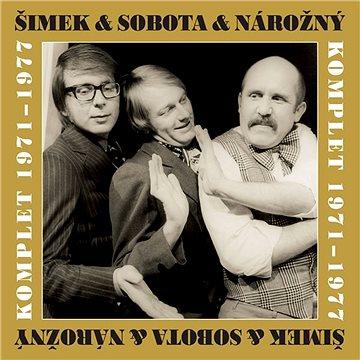 Šimek & Nárožný & Sobota Komplet 1971-1977