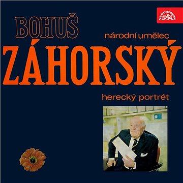 Herecký portrét Bohuše Záhorského
